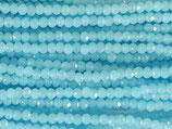 Rondellen (1S) - 2x3mm - Sky Blue - Opal 31960