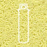 Miyuki Rocailles 8/0 - Pale Yellow (4451)