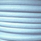 Baumwolle 0.7mm - gewachst Himmelblau