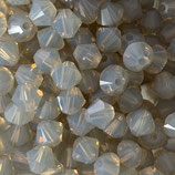 50 Stk. Light Grey Opal 3mm