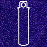 Miyuki Rocailles 11/0 - Cobalt Transparent - Frosted (151F)