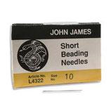 John James kurz (25) - Grösse 10 (kurz)