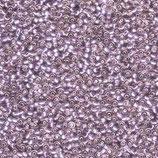 Miyuki Rocailles 15/0 - Silver·Lined - Smoky Amethyst (12)