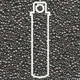 Miyuki Rocailles 11/0 - Dark Grey Matte (2010)