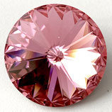 1122 Swarovski (4) - 6mm Rose