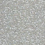 Miyuki Rocailles 15/0 - Silver Lined - Crystal Frosted (1F)