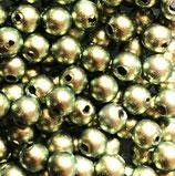 20 Stk. Iridescent Green 3mm