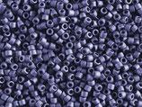 Miyuki Delicas 11/0 - Rainbow Navy Blue - Frosted Opaque - Glaze  (2319·B)