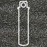 Miyuki Delicas 15/0 - Gray Silver - Lined  (48)
