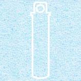 Miyuki Rocailles 11/0 - Light Aqua - Ceylon (522)