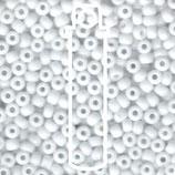 Miyuki Rocailles 6/0 - Opaque White (402)