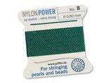 Nylon grün - No. 8