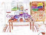 Tischlein deck dich, Goldesel und Knüppel aus dem Sack, Lesetext CH, Deutschschweizer Basisscrhift, Download PDF