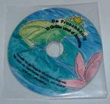 De Froschkönig / D Grille und d Ameise Audio-CD in PP-Hülle