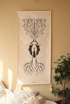 Connected Goddess Wall Hanging