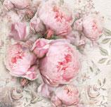 Servietten von RuBijoux 'Vintage-Rose'