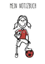 Fussball Notizbuch (Mädchen & Frauen)