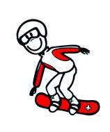 Snowboard Lineal Knaben & Männer