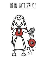 Glocke Notizbuch (Mädchen & Frauen)