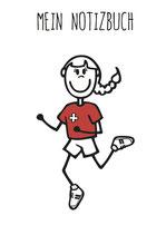 Joggen / Laufen Notizbuch (Mädchen & Frauen)