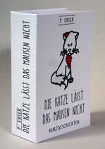 Buch-Tresor Katze