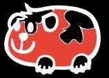 Tier Meer- schwein Sticker