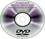 Reparaturanleitung Nissan Micra K12 Steuerkette DVD