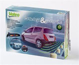 Valeo Beep & Park Kit 2 Einparkhilfe, hinten