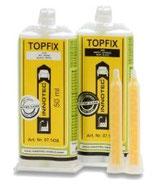 TopFix Schwarz 2 Komp. Kleber