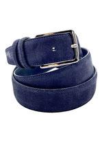 Cintura in Camoscio Blu (Cint07)