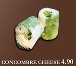 GREEN ROLL - Concombre Cheese