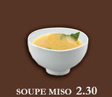 ACCOMPAGNEMENT - Soupe Miso