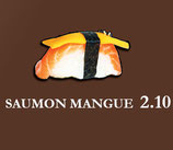 SUSHI - Saumon Mangue