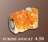 CALIFORNIA - Surimi Avocat