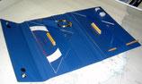 NAVI Paket, Navigationsmappe und 2 kroatische Seekarten Raum Zadar