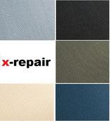 x-repair Reparaturaufkleber