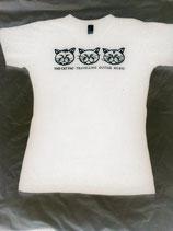 """T-Shirt bestickt """"The Cat Pac"""""""