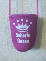 """Schorlehalter """"Schorle-Queen"""""""