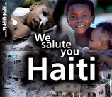 CD We salute you Haiti