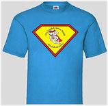 "T-Shirt ""Du bischt moin Held"""