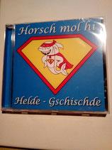 """CD """"Helde-Gschischde"""""""