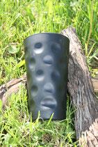 Dubbeglas schwarz, 0,5 l