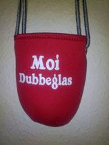 """Schorlehalter """"Moi Dubbeglas"""""""