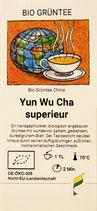 Bio Yun Wu Cha Superieur