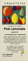 Pink Lemonade, natürlich