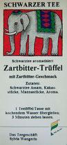 Zartbitter-Trüffel