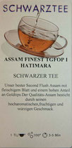 Assam Finest TGFOP Hatimara