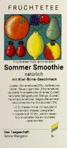 Sommer Smoothie, natürlich