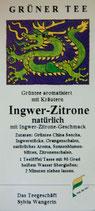 Ingwer-Zitrone