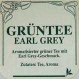 Grüntee Earl Grey